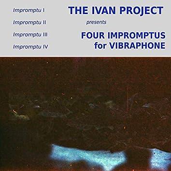 Four Impromptus for Vibraphone