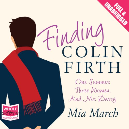 Finding Colin Firth cover art