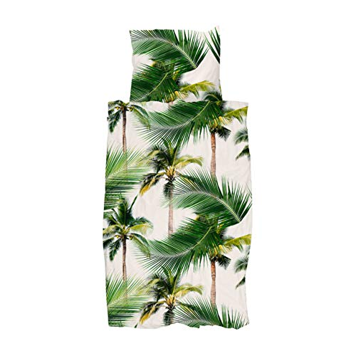 Snurk Bettwäsche Palm Beach, Größe 135x200/80x80 cm