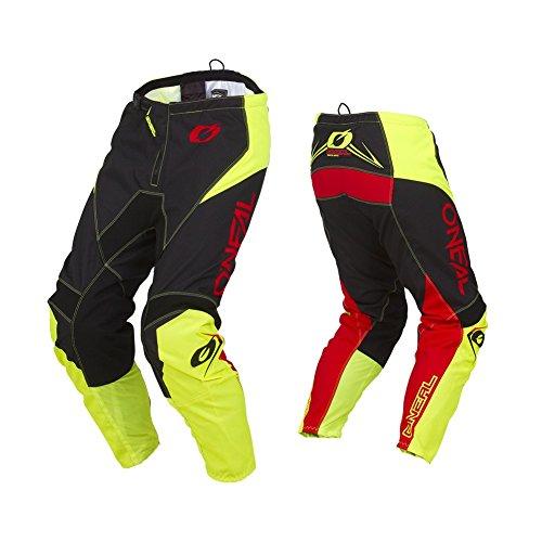 O'Neal Herren Motocross Hose Element Racewear, Neon Gelb, 36, 010E-R-Adult