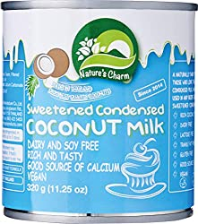 Sweetened condensed coconut milk for coconut lovers Naturally dairy-free alternative Good source of calcium Can be used in any sweet and savoury dishes or beverages Rich with coconut flavour and tasty