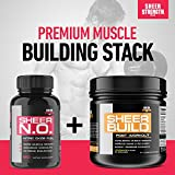 SHEER N.O. Nitric Oxide Supplement - Premium Muscle Building Nitric Oxide Booster with L Arginine -...