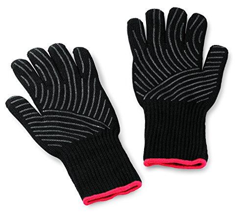 Weber 6535 Premium Handschuhe, L/XL, x Large, Schwarz