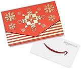 Amazon.co.uk Gift Card - In a Sleeve - £10 (Christmas)