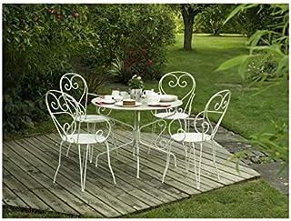 Amazon.fr : mobilier de jardin fer forgé