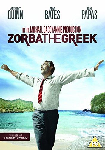 Zorba The Greek - Studio Classic DVD [Reino Unido]
