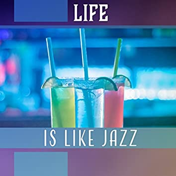 Life is Like Jazz – Best Dinner Mood, Vibes of Winter, Amazing Smooth Flow, Rhythm Lounge