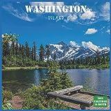 Washington Island Calendar 2022: Official Washington State Calendar 2022, 16 Month Calendar 2022