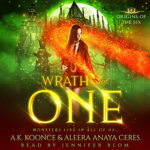 Wrath of One (A Reverse Harem Series) cover art