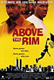 Pop Culture Graphics Above The Rim 27x40 Movie Poster (1994)