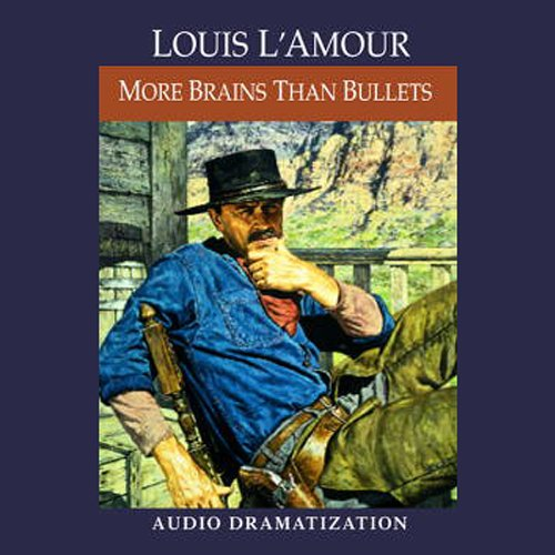 More Brains Than Bullets audiobook cover art