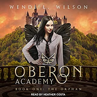 The Orphan audiobook cover art