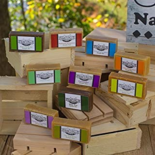 Horse 'O Peace Ranch Herbal Handmade Goat Milk Soap Sample Pack (Scented)