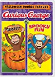 Curious George Halloween Boofest & Spooky Fun. Family Halloween movie.