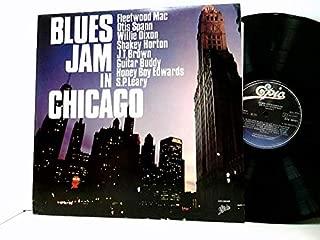 Fleetwood Mac, Otis Spann, Willie Dixon, Shakey Horton*, J.T. Brown, Guitar Buddy*, Honey Boy Edwards*, S.P. Leary – Blues Jam In Chicago