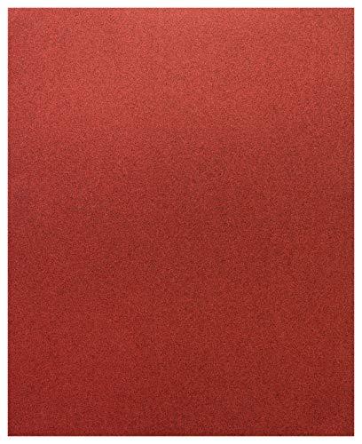 Bosch Professional Schleifpapier C420 Standard for Wood and Paint (Holz und Farbe, 230 x 280 mm, Körnung P180, Zubehör Schwingschleifer)