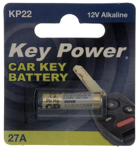 Key Power 27A-KP Autoschlüssel Alkaline Batterie 12V