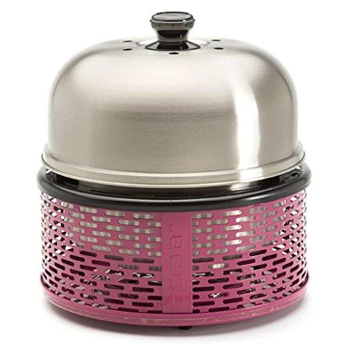Cobb Pro–Grill (Wasserkocher, Rosa, rund, Metall)