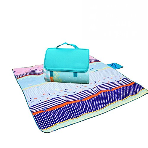 MONEYY The Picnic mat red and white format outdoor portable moisture pad tent picnic the picnic camping mats 300*361cm