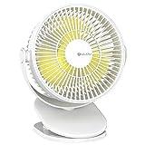 USB扇風機 卓上扇風機 クリップ 小型 扇風機 USBミニファン 充電式 せんぷうき 扇風機 熱中症対策
