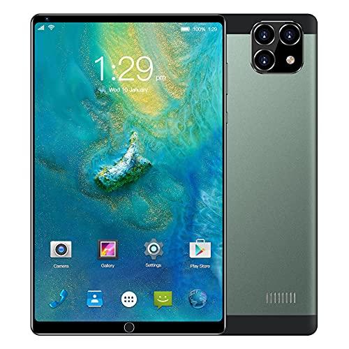 LINGOSHUN Tablet Android Portable, 2MP+5MP Kamera,8...