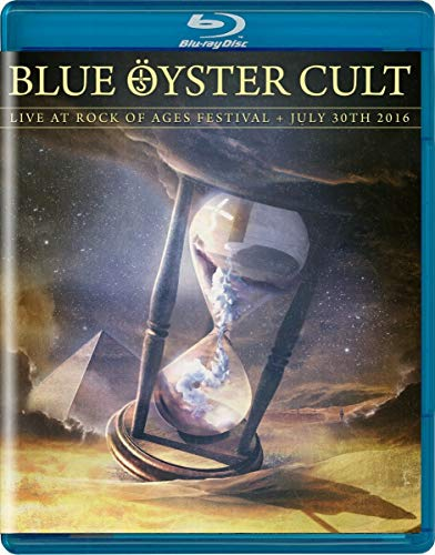 Blue Oyster Cult - Live At Rock Of Ages Festival 2016 (Blu- Ray)