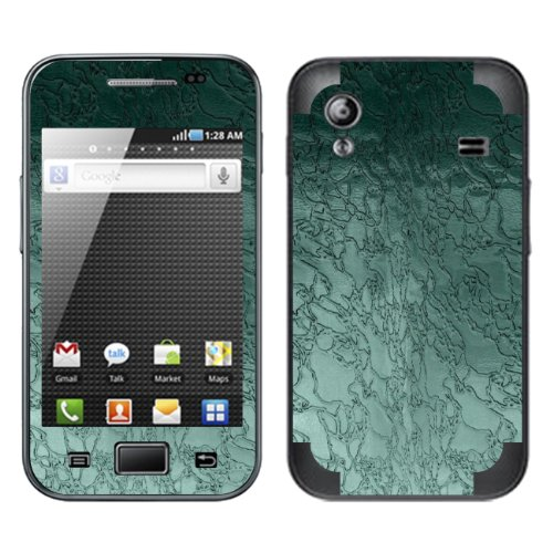 Disagu Design Skin für Samsung S5830i Galaxy Ace - Motiv Gray Glas