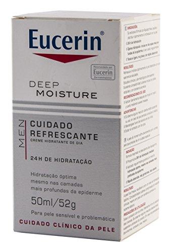 Eucerin Men Refrescante Crème Hydratant pour le Visage
