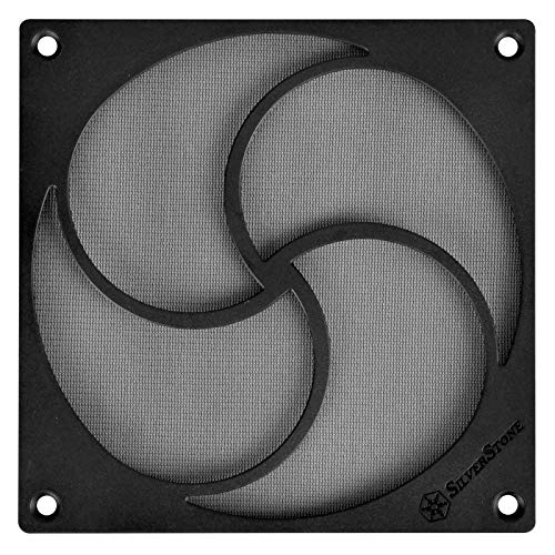 Silverstone FF144 - Filtro magnético para Ventilador (140 mm)