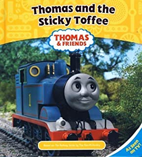 Thomas and Sticky Toffee