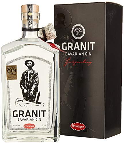 Penninger Granit Bavarian Gin (1 x 0.7 l) im Geschenkkarton