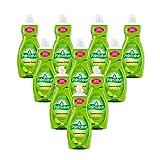 Palmolive Spülmittel Limonenfrisch 10 x 750ml, mit Zitrus-Extrakten, pflegt die Hände beim Spülen, G…