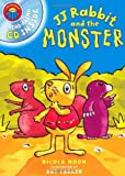 I Am Reading with CD: JJ Rabbit and the Monster (I Am Reading Book & CD)