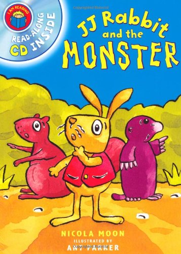 I Am Reading with CD: JJ Rabbit and the Monster (I Am Reading Book & CD)の詳細を見る