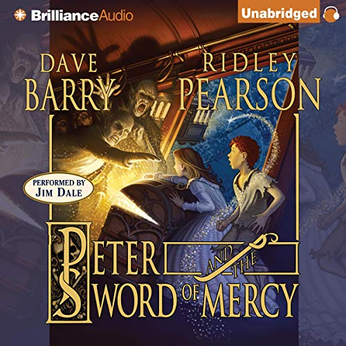 Peter and the Sword of Mercy audiobook cover art