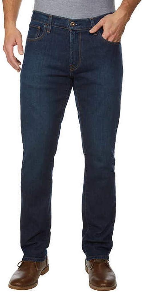 Tommy Hilfiger Men's Jean Dark Wash 36x30 Max 55% 1 year warranty OFF