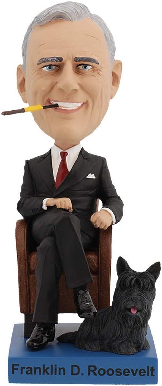 Royal Bobbles Franklin Delano Roosevelt Bobblehead