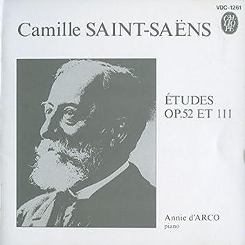Saint-Saëns: Piano Études, Opp. 52 & 111