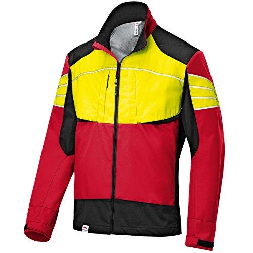 KÜBLER Workwear KÜBLER Forest Arbeitsjacke bunt, Größe S, Unisex-Arbeitsjacke aus Mischgewebe, Funktionelle Arbeitsjacke