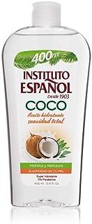 comprar comparacion Aceite Hidratante de Coco - Instituto Español 400 ML