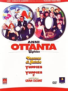 Anni Ottanta Cofanetto (4 Dvd) by massimo boldi