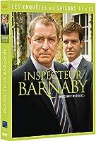 Coffret Inspecteur Barnaby, Saisons 11 Et 12