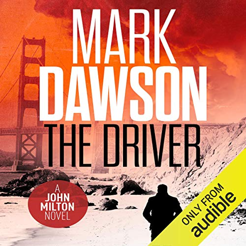 The Driver Audiobook By Mark Dawson cover art