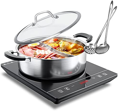 Top 10 Best induction cooktop with pot Reviews