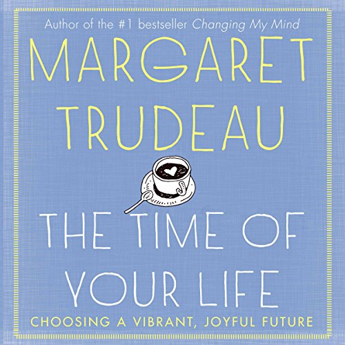 The Time of Your Life audiobook cover art