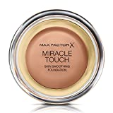 Max Factor Miracle Touch Liquid Illusion Foundation, No.65 Rose Beige, 0.38 Ounce
