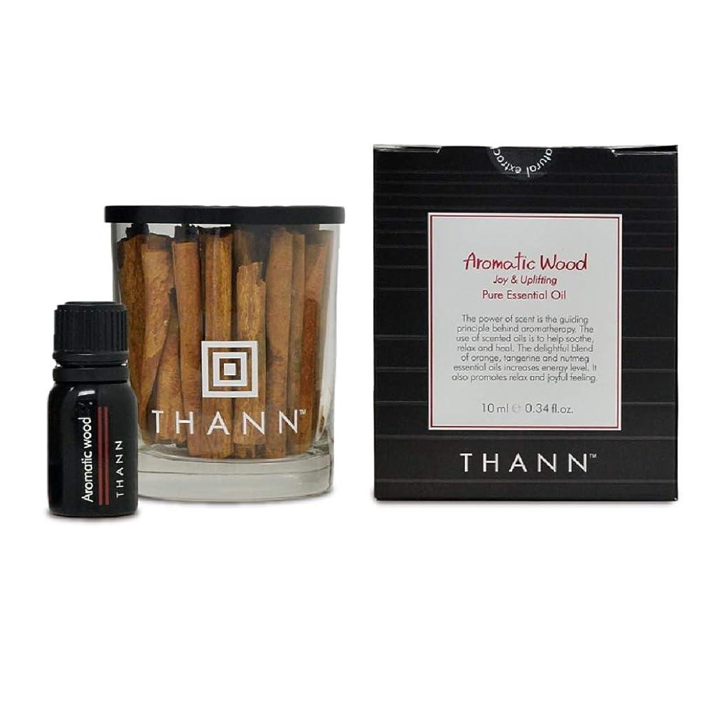 管理者エンゲージメント封筒タン エッセンシャルオイルAW(Aromatic Wood) 10ml