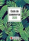 Code de commerce 2020 jaquette Tropical