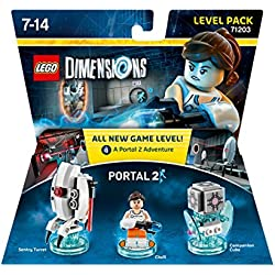 LEGO - Starter Pack Dimensions (Xbox One) + LEGO Dimensions - Portal 2, Chell: Amazon.es: Videojuegos