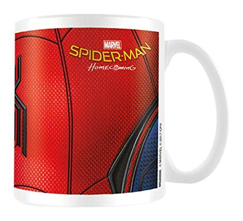 GB eye Taza Marvel Spiderman Homecoming Chest, Multicolor, Unico